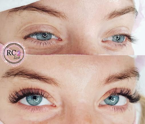 Cashmere Individual Eyelash Extensions Full Set