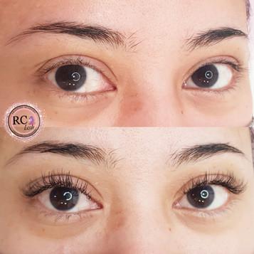 Cashmere Individual Eyelalsh Extensions
