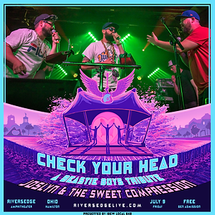 7.9 Check Your Head + JSC FREE Instagram