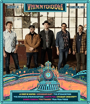 Infamous Stringdusters Whimmydiddle Anno