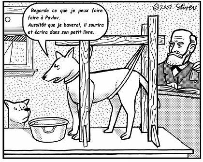 conditionnement répondant Pavlov