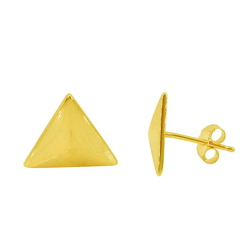 Triangle (gold plated)
