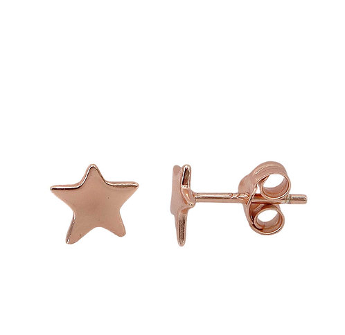 Star (rose gold plated)