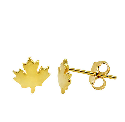 Maple Leaf (gold plated)