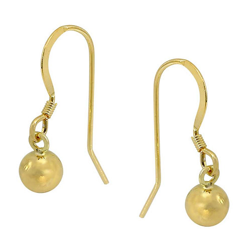 Ball Charm IV (gold plated)