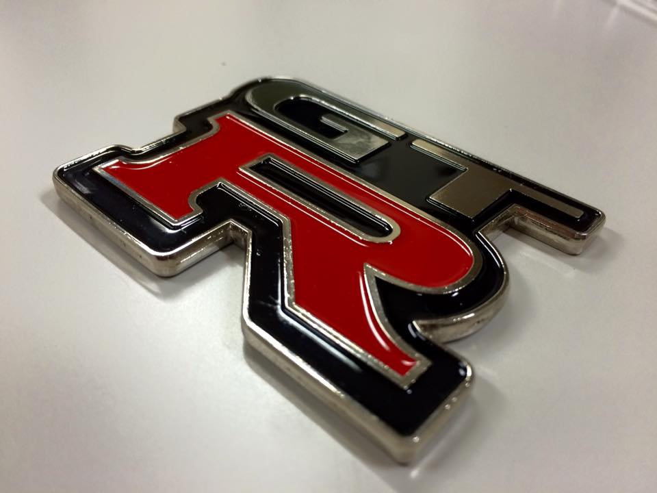 Nissan Skyline GT R R32 Challenge Coin ** Horsepower Coins **