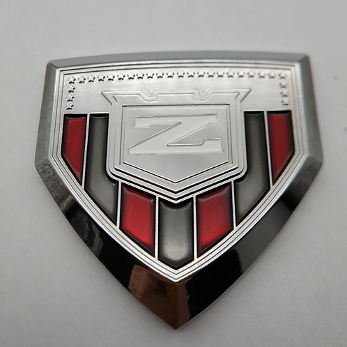 Z31 Special Edition Silver Badge