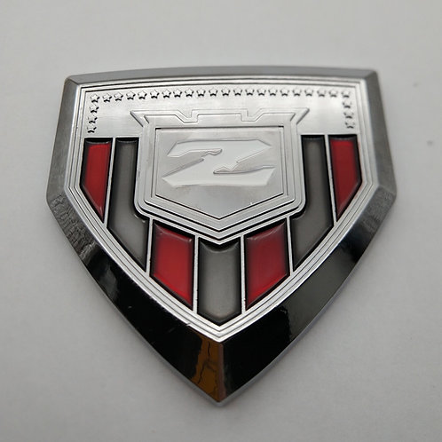 S30/S130 Z Silver Special Edition Badge