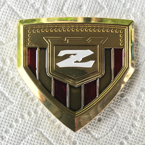 S30/S130 Z Gold Special Edition Badge
