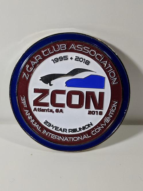 ZCON 2018 Official Logo