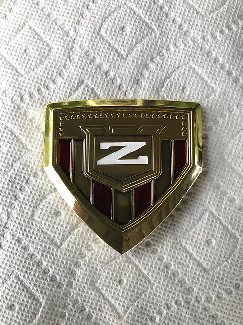 Z31 Special Edition Gold Badge
