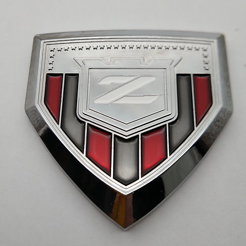 Z32 Special Edition Silver Badge