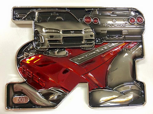 Nissan Skyline GT-R - R34