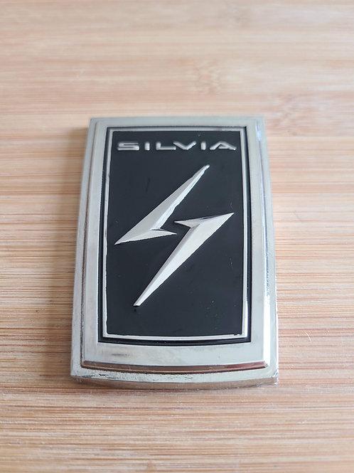 Nissan Silvia Badge