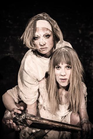 ELEKTRA Werbefotografie Regie _ Barbara Neureiter Meininger Staatstheater  Spielzeit 2015/2016