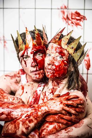 MACBETH Werbefotografie Regie _ Lars Wernecke Meininger Staatstheater  Spielzeit 2016/2017