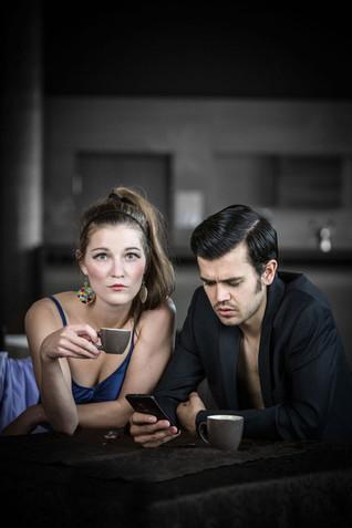 NORA Werbefotografie Regie _ Rudolf Frey Meininger Staatstheater Spielzeit 2016/2017
