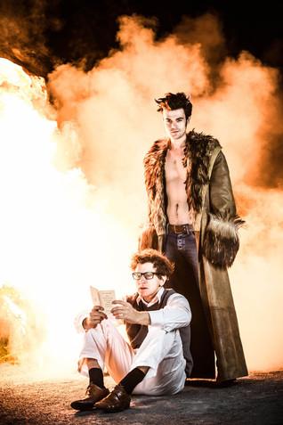 URFAUST Werbefotografie Regie _ Gabriela Gillert Meininger Staatstheater  Spielzeit 2016/2017