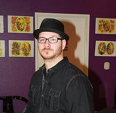 Tattoo artist Steven at Rockstar Tattoo Las Vegas