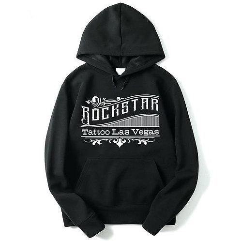 ROCKSTAR BLACK HOODIE