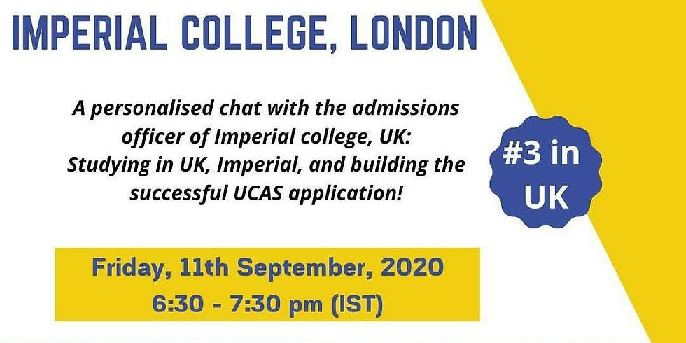 Imperial College, London Workshop