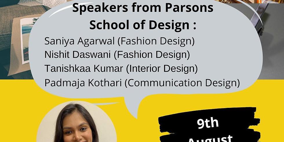 Art Portfolio Workshop with Devanshi Kanoi