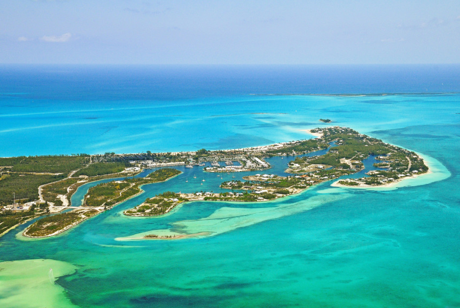 Iles Bahamas - Treasure cay