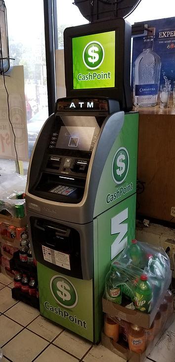 CashPoint ATM FREE Placement