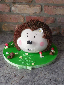 Hedgehogcake