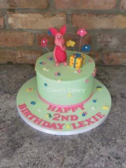 Piglet cake