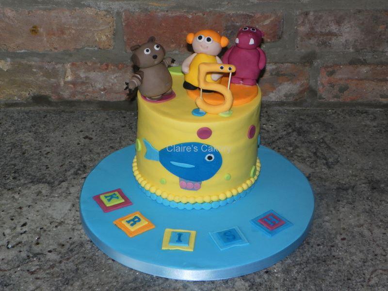 Hippa Hippa Hey Cake