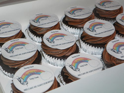 The Pink Mile Charity Cupcakes