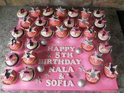 Superstar Cupcakes