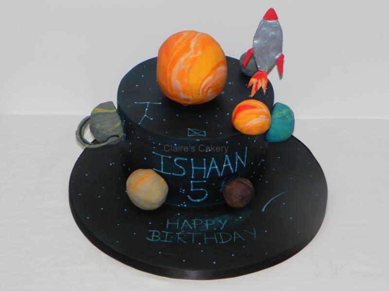 solarsystemcake