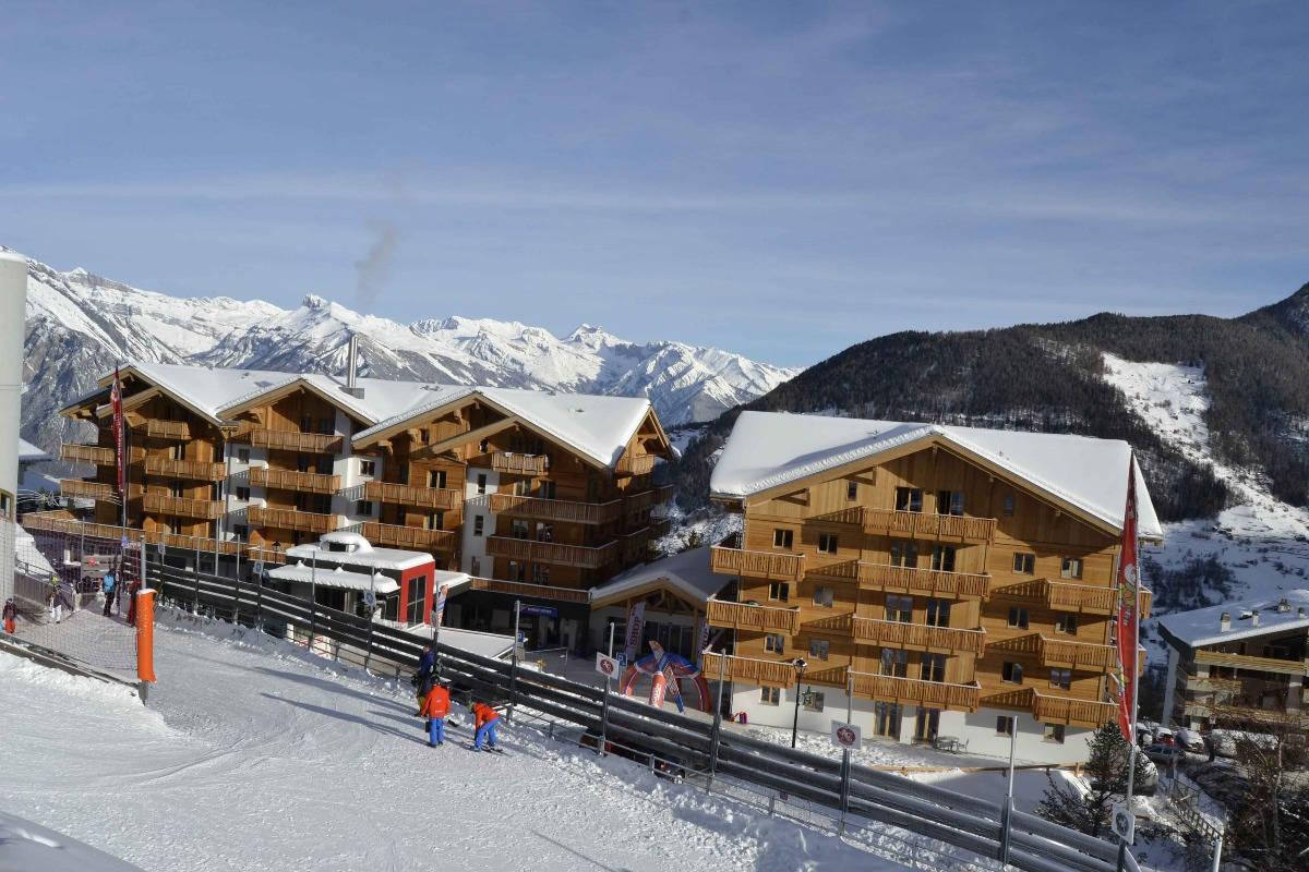 T-Resort aux pieds des pistes de ski
