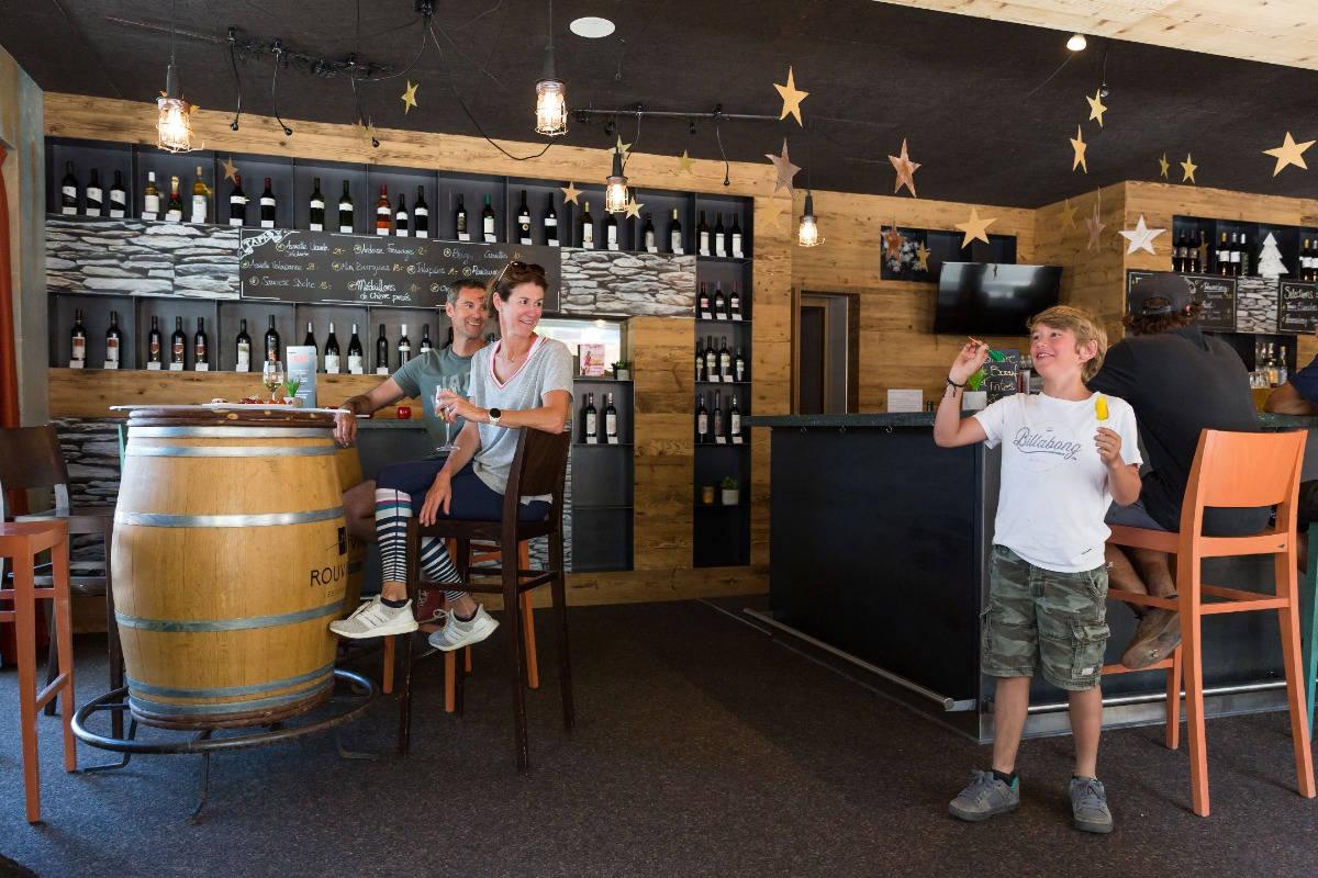 T-Bar, bar à La Tzoumaz