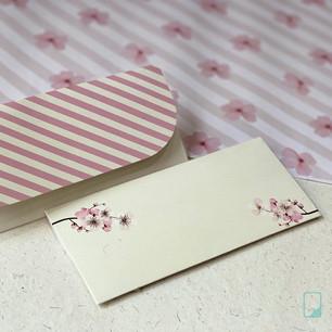 Cherry Blossom Money Envelopes