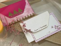 Personalised Notecard Sets