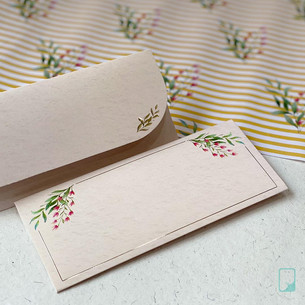 Floral Money Envelopes