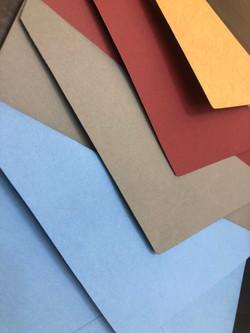 A5 Coloured Envelopes