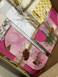 Personalised Stationery Gift Set