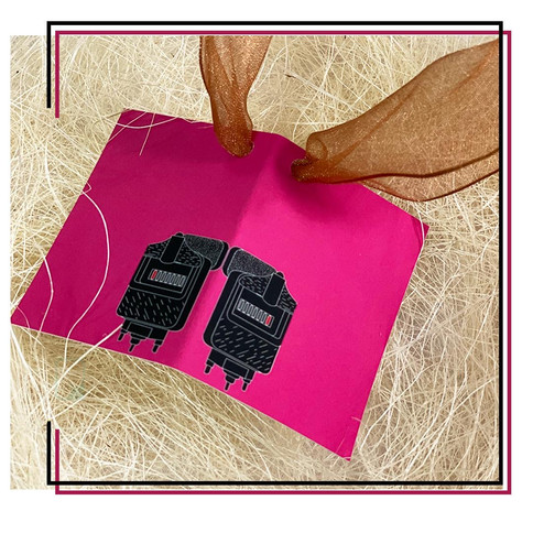 Auto Meter Gift Tag