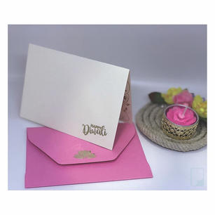 Happy Diwali Notecard Set