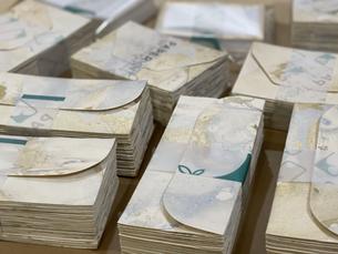Marble Money Envelope Gifting Sets
