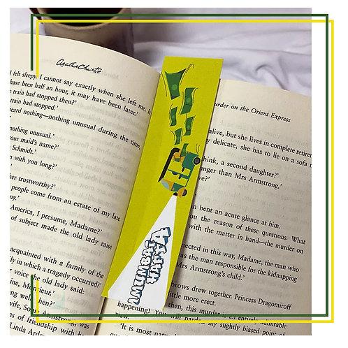 Mumbai Hafta Bookmark (Set of 3)