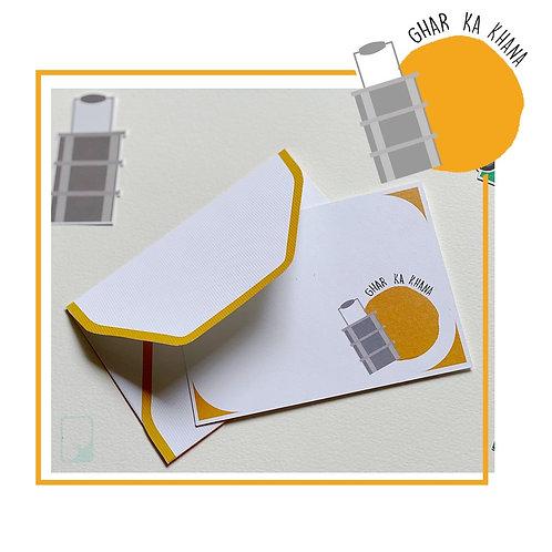 Dabba Notecard Set