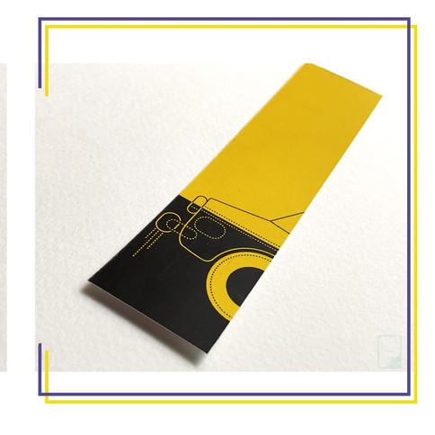 Kaali Peeli Bookmark