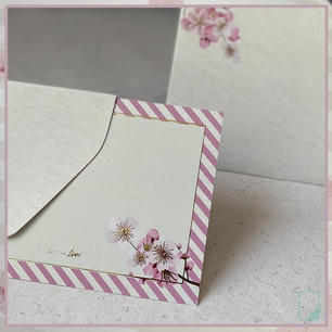 Cherry Blossom Notecard Set