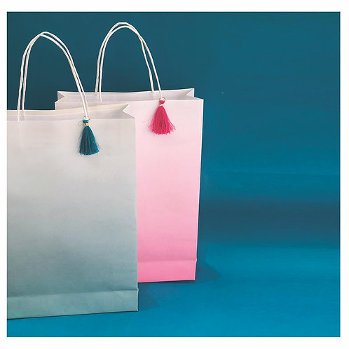 Ombre Gift Bags (Set of 5)