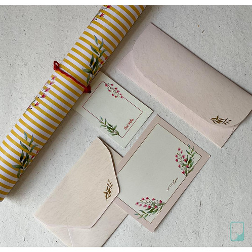 Floral Stationery Gift Set